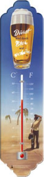 Metall-Thermometer